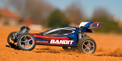 bandit extreme sport buggy traxxas