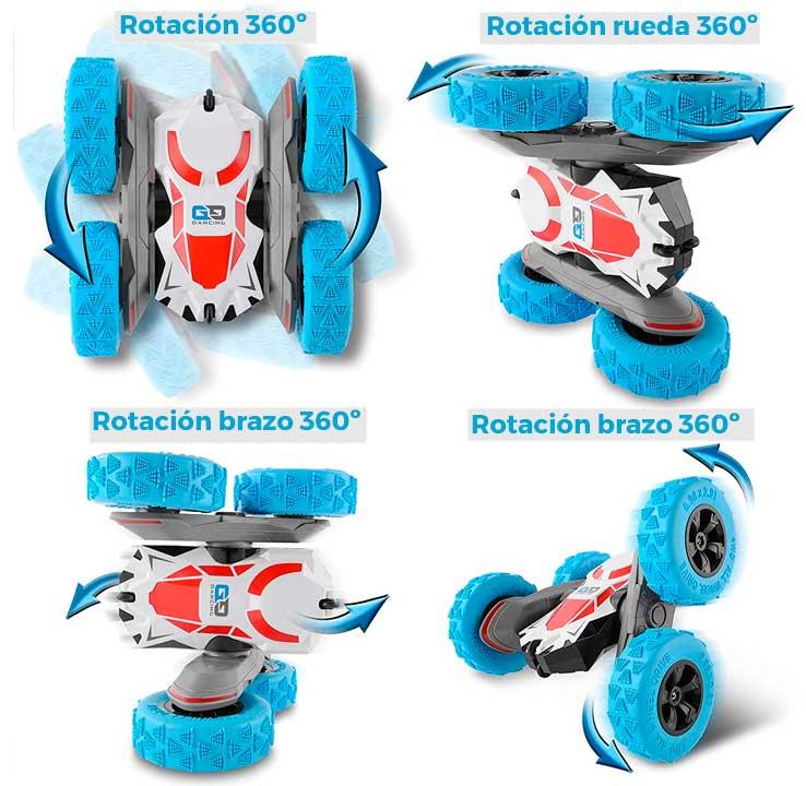 Furious Twister Todoterreno 4x4