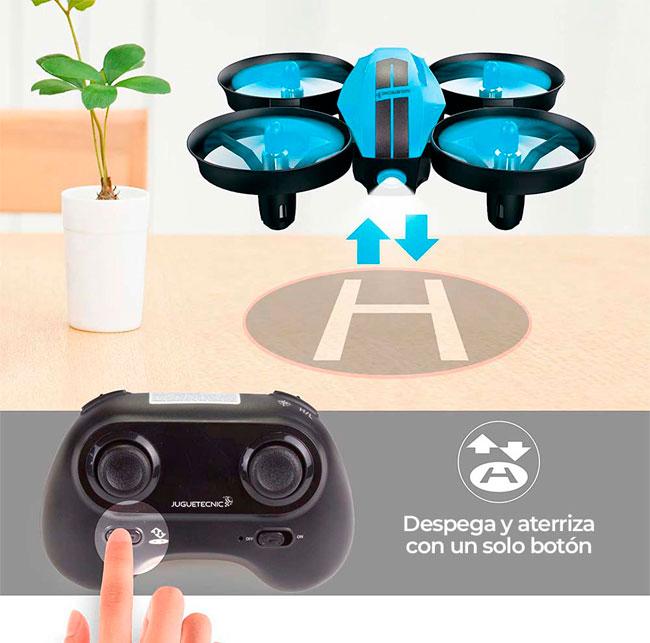 Drone firefly control automático de altura