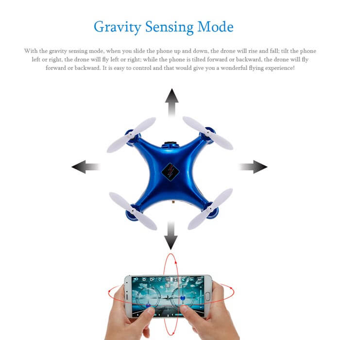 wltoys-q343 gravity mode